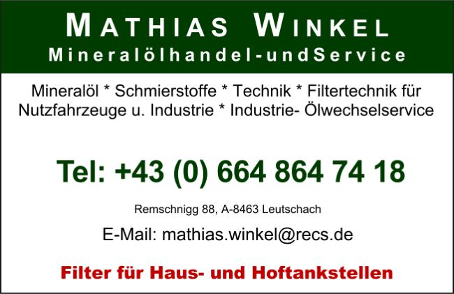 Mathias Winkel